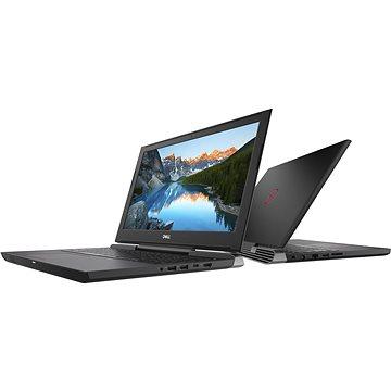 Dell Inspiron 15 (7000) Gaming Black (7577-92743) + ZDARMA Myš Microsoft Wireless Mobile Mouse 1850 Black