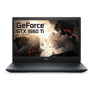Dell G3 15 Gaming (3590) Black (N-3590-N2-516K)