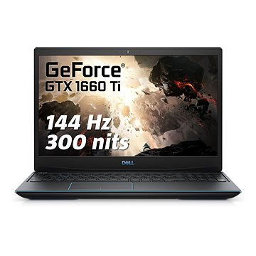 Dell G3 15 Gaming (3590) Black (N-3590-N2-711K)