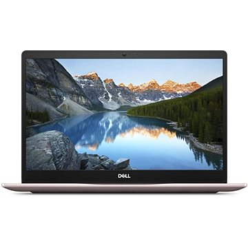 Dell Inspiron 15 (7000) růžový (N-7570-N2-511P) + ZDARMA Myš Microsoft Wireless Mobile Mouse 1850 Black