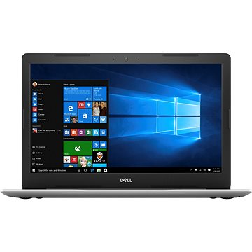 Dell Inspiron 17 (5000) stříbrný (N-5770-N2-711S) + ZDARMA Myš Microsoft Wireless Mobile Mouse 1850 Black