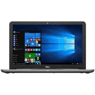 """Dell Inspiron 17 (5000) šedý (N-5767-N2-712S) + ZDARMA Kancelářský balík Microsoft Office 365 pro jednotlivce CZ Brašna na notebook DICOTA Base 16""""- 17.3"""" černá Digitální předplatné Týden - roční"""