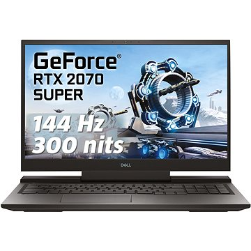 Dell G7 17 Gaming (7700) Black (N-7700-N2-713K)