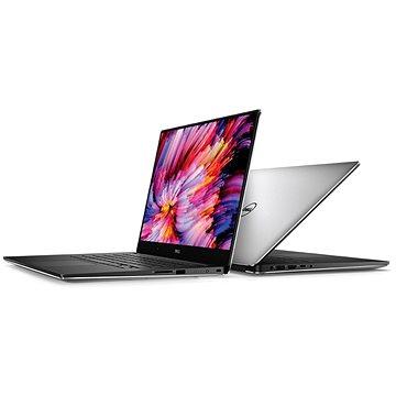 Dell XPS 15 stříbrný (N-9560-N2-514S) + ZDARMA Myš Microsoft Wireless Mobile Mouse 1850 Black