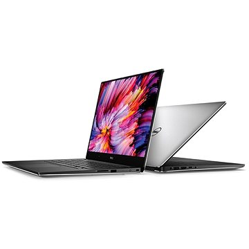 Dell XPS 15 stříbrný (N-9560-N2-714S) + ZDARMA Myš Microsoft Wireless Mobile Mouse 1850 Black