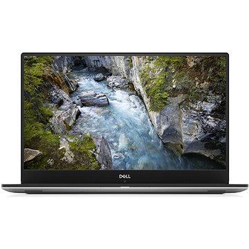 Dell XPS 15 (9570) Touch stříbrný (9570-37130)