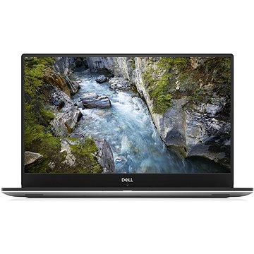 Dell XPS 15 (9570) Touch stříbrný (9570-75743)