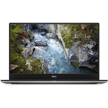 Dell XPS 15 (9570) Touch stříbrný (9570-3712811)