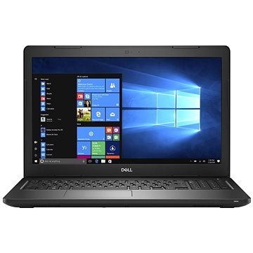 Dell Latitude 3580 Fekete (N016L3580K15EMEA) + ZDARMA Myš Microsoft Wireless Mobile Mouse 1850 Black