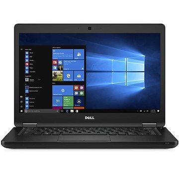 Dell Latitude 5480 Fekete (N058L548014EMEA) + ZDARMA Myš Microsoft Wireless Mobile Mouse 1850 Black