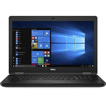 Dell Latitude 5580 Fekete (N013L558015EMEA) + ZDARMA Myš Microsoft Wireless Mobile Mouse 1850 Black