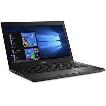 Dell Latitude 7280 Fekete (N012L728012EMEA_8) + ZDARMA Myš Microsoft Wireless Mobile Mouse 1850 Black