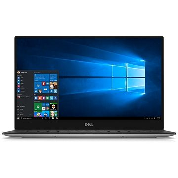Dell XPS 13 stříbrný (9360-5056)