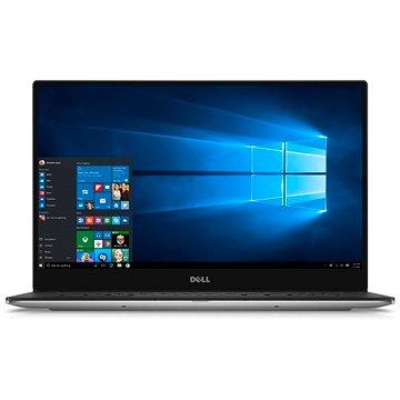 Dell XPS 13 stříbrný (9360-6195)