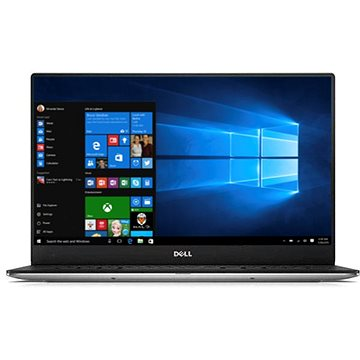 Dell XPS 13 (9360) stříbrný (N-9360-N2-716S)