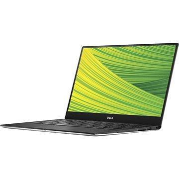 Dell XPS 13 stříbrný (9360-56066)