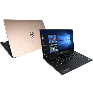 Dell XPS 13 Touch zlatý - Limitovaná edice s krystaly Swarovski (TN-9360-N2-712G-SE) + ZDARMA Digitální předplatné Týden - roční