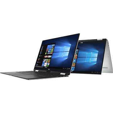 Dell XPS 13 Touch stříbrný (TN-9365-N2-711S) + ZDARMA Myš Microsoft Wireless Mobile Mouse 1850 Black Digitální předplatné Týden - roční