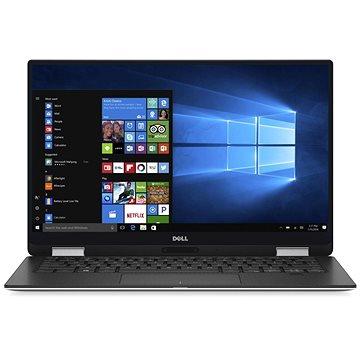 Dell XPS 13 Touch stříbrný (TN-9365-N2-713S) + ZDARMA Digitální předplatné Interview - SK - Roční předplatné Digitální předplatné Týden - roční
