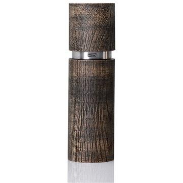 AdHoc Mlýnek na pepř či sůl TEXTURA ANTIQUE GRANDE 20cm tmavý (MP28)