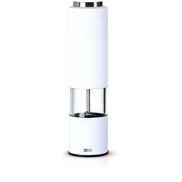 AdHoc Elektrický mlýnek TROPICA LED světlo, bílý (EP23)
