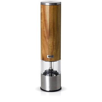 AdHoc Elektrický mlýnek WOODMATIC - LED světlo, akácie (EP60)