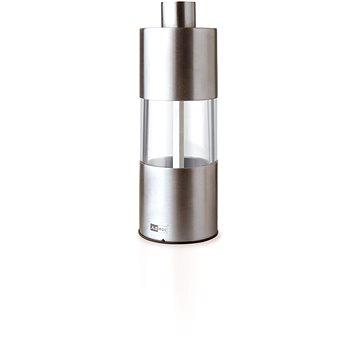 AdHoc Mlýnek na koření ruční, ocel 13 cm (MP01)