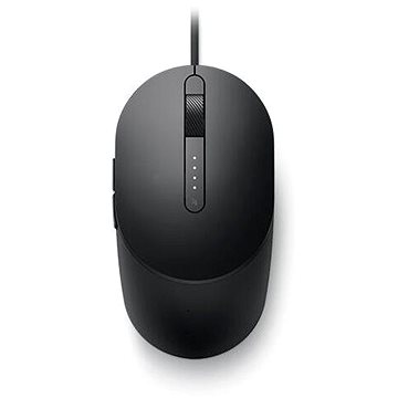 Dell Laser Wired Mouse MS3220 Black (570-ABHN)
