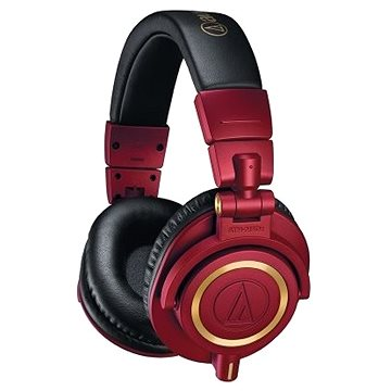 Audio-technica ATH-M50xRD (4961310141219)