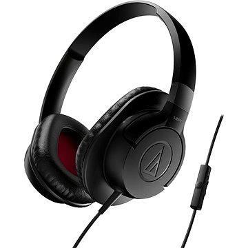 Audio-technica ATH-AX1iS černá (4961310126285)