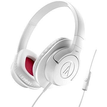 Audio-technica ATH-AX1iS bílá (4961310126322)