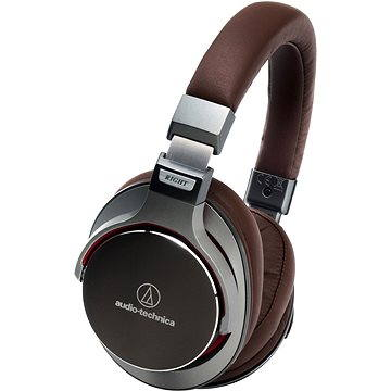 Audio-technica ATH-MSR7GM gun metal šedá (4961310129903)