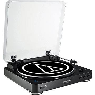 Audio-technica AT-LP60BK BT (AT-LP60BK BT)