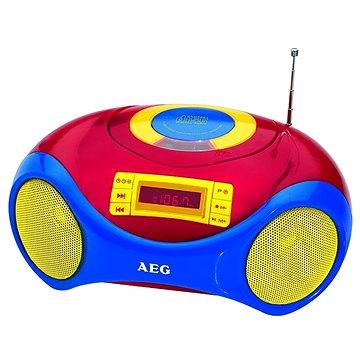 AEG SR 4363 CD