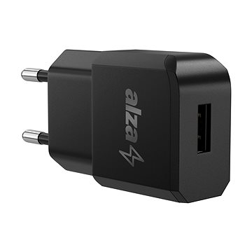 AlzaPower Smart Charger 2.1A Black (APW-CC1100B)