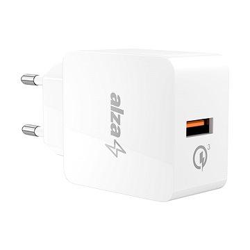 AlzaPower Q100 Quick Charge 3.0 White (APW-CCQ100W)
