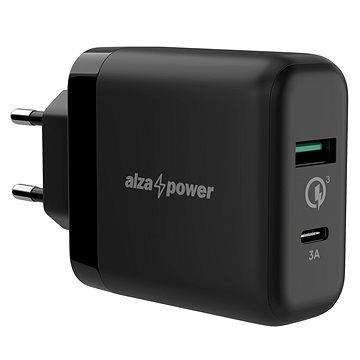 AlzaPower Q200C Quick Charge 3.0 černá (APW-CCQ200CB)