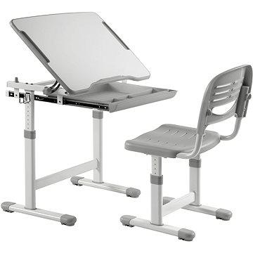AlzaErgo Table ETJ100 šedý (APW-EGETJ4100Y)
