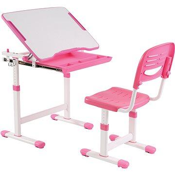 AlzaErgo Table ETJ100 růžový (APW-EGETJ4100P)