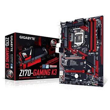 GIGABYTE Z170-Gaming K3 (GA-Z170-Gaming K3)