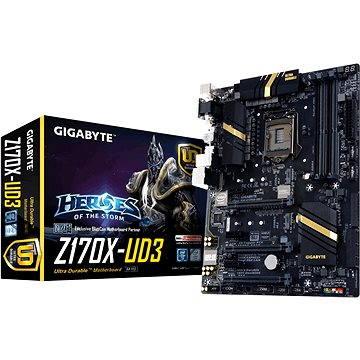 GIGABYTE Z170X-UD3 (GA-Z170X-UD3)