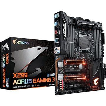GIGABYTE X299 AORUS Gaming 3 (GA-X299 AORUS Gaming 3)