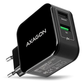 AXAGON ACU-QC5 QUICK and SMART Dual USB (ACU-QC5)