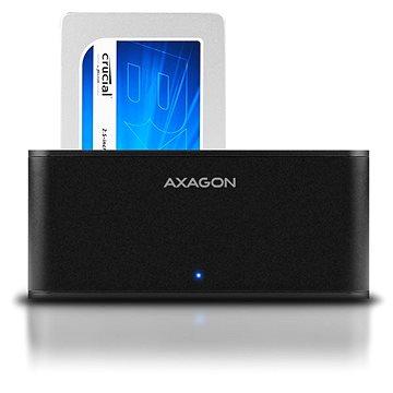 AXAGON ADSA-SMB COMPACT dock černá