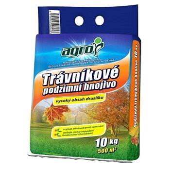 AGRO Podzimní trávníkové hnojivo10 kg (000346)