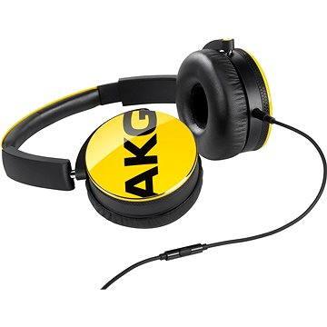 AKG Y 50 žlutá (AKG Y 50 Yellow)