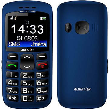 Aligator A670 Senior Blue (A670BE)