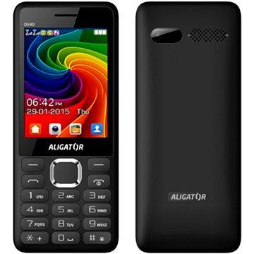 Aligator D940 černý (AD940BG)