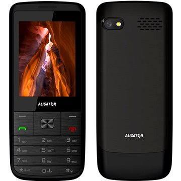 Aligator D920 Black Silver Dual SIM (AD920BS)