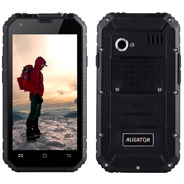 Aligator RX460 eXtremo 16GB černý (ARX460BB)